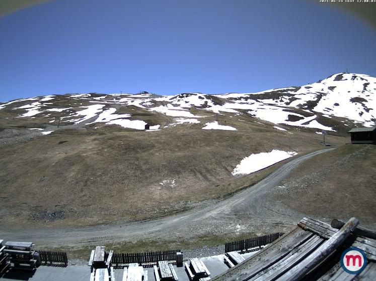 Webcam Monte Sponda Livigno
