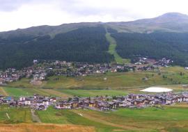 Webcam Snowpark Mottolino